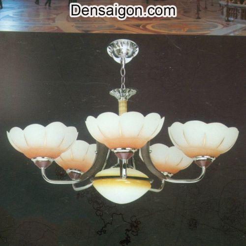 Đèn Chùm Cổ Điển Đơn Giản Sang Trọng - Densaigon.com