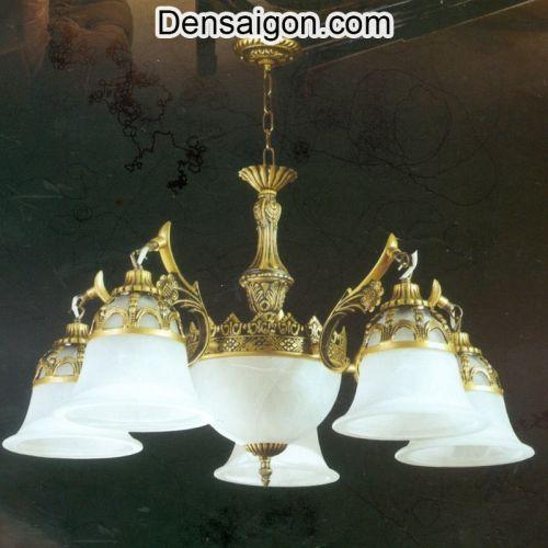 Đèn Chùm Cổ Điển Kiểu Dáng Sang Trọng - Densaigon.com