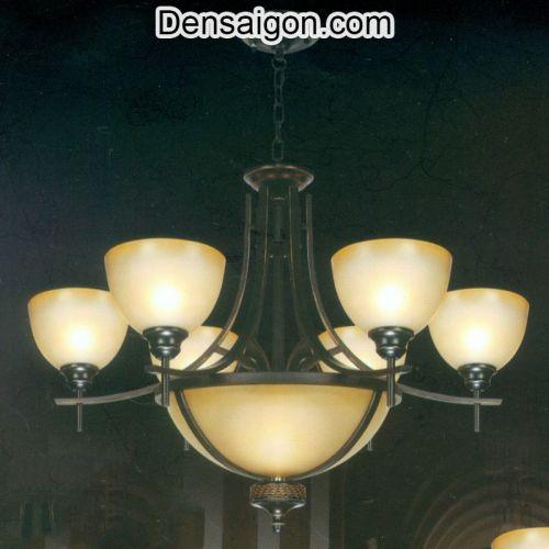 Đèn Chùm Cổ Điển Nhỏ Trang Trí Đẹp - Densaigon.com
