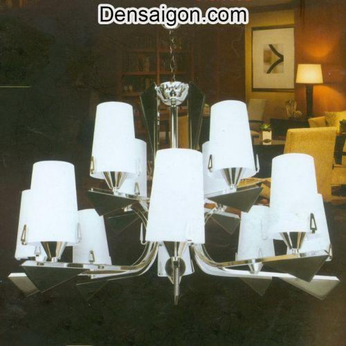 Đèn Chùm Dù Cổ Điển Trang Trí Đẹp - Densaigon.com