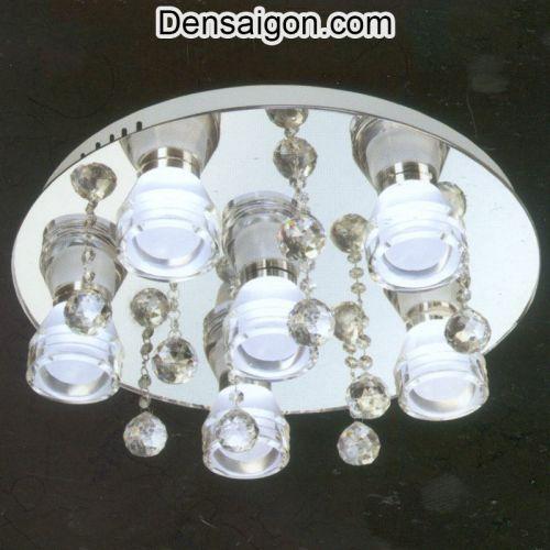 Đèn Chùm LED Pha Lê Cao Cấp Giá Rẻ - Densaigon.com