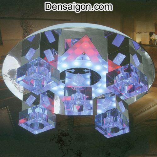 Đèn LED Chùm Pha Lê Đẹp Lung Linh - Densaigon.com