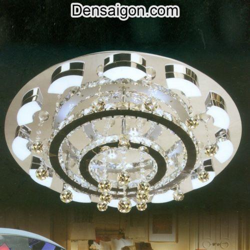 Đèn Chùm LED Pha Lê Sang Trọng Giá Rẻ - Densaigon.com