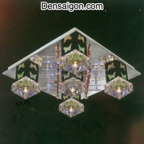 Đèn LED Áp Trần Thiết Kế Đẹp - Densaigon.com