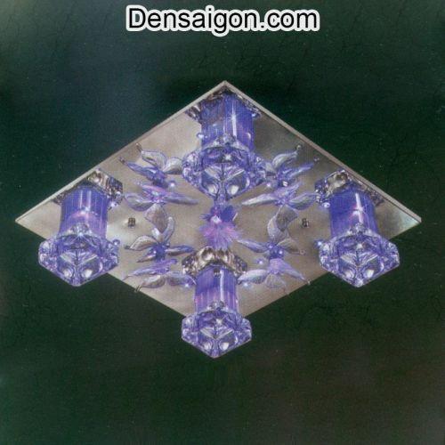 Đèn LED Áp Trần Thiết Kế Đẹp Giá Rẻ - Densaigon.com
