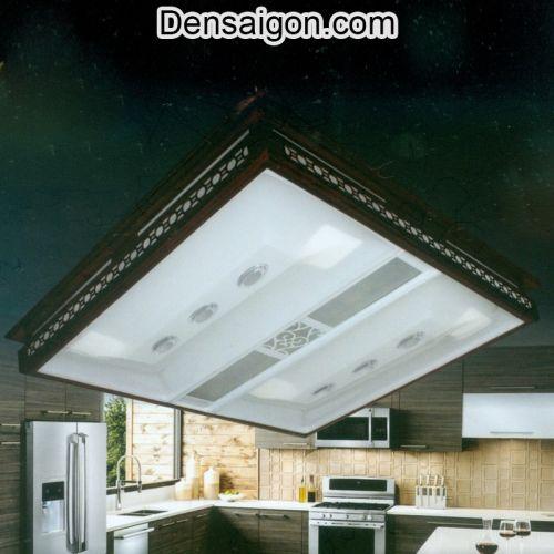 Đèn LED Áp Trần Thiết Kế Hiện Đại Giá Rẻ - Densaigon.com