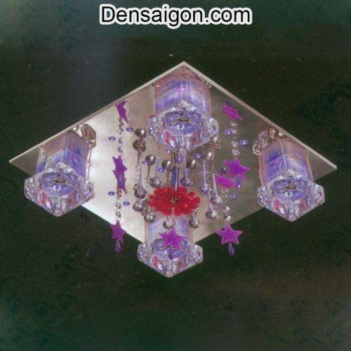 Đèn LED Áp Trần Thiết Kế Trẻ Trung - Densaigon.com