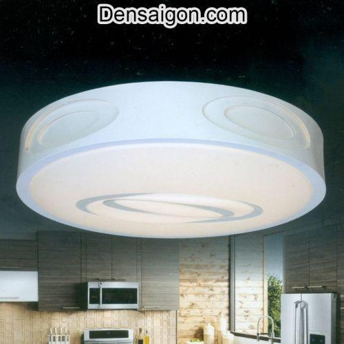 Đèn LED Áp Trần Tròn Hiện Đại - Densaigon.com