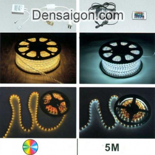 Đèn LED Cuộn Thiết Kế Ấn Tượng - Densaigon.com
