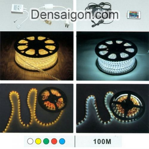 Đèn LED Cuộn Thiết Kế Nổi Bật - Densaigon.com