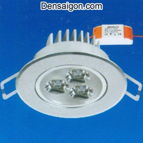 Đèn LED Mắt Ếch Hiện Đại Trang Trí Đẹp - Densaigon.com