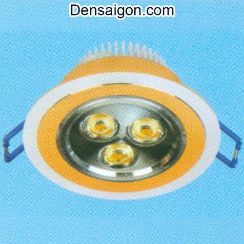 Đèn LED Mắt Ếch Màu Vàng - Densaigon.com