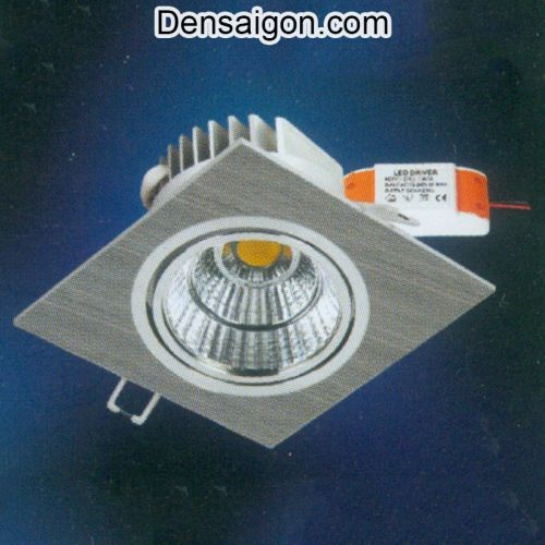 Đèn LED Mắt Trâu Hiện Đại Trang Trí Đẹp - Densaigon.com