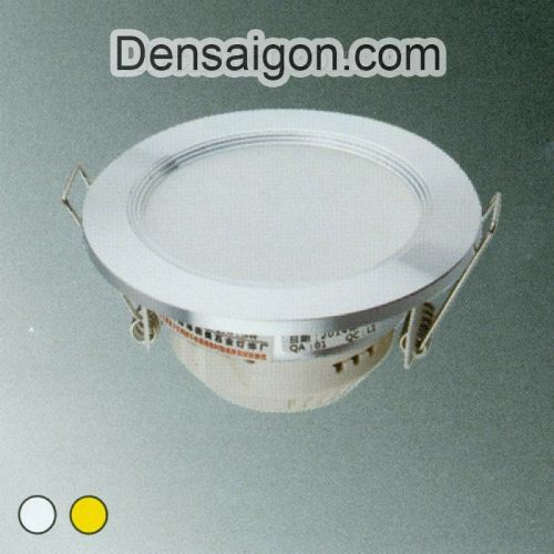 Đèn Lon Âm Trần LED Kiểu Dáng Hiện Đại - Densaigon.com