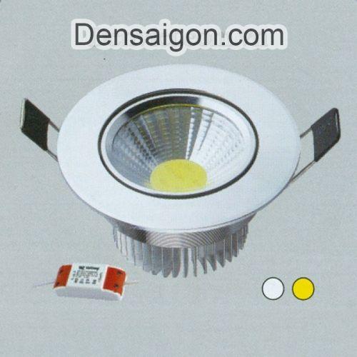 Đèn Lon Âm Trần LED Kiểu Dáng Sang Trọng - Densaigon.com