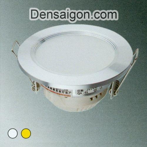 Đèn Lon Âm Trần LED Trang Trí Nhà Phố - Densaigon.com