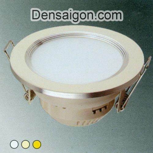 Đèn Lon Âm Trần LED Trang Trí Phòng Khách - Densaigon.com