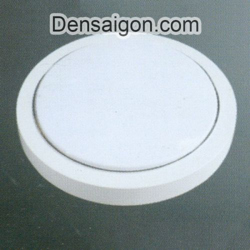 Đèn Mâm Áp Trần Hành Lang Hình Tròn - Densaigon.com
