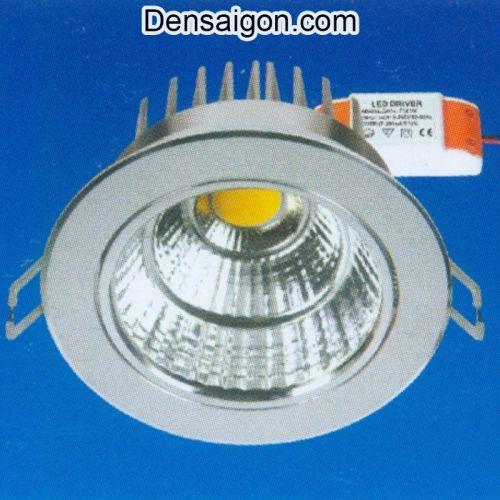 Đèn Mắt Ếch LED Hình Tròn Hiện Đại - Densaigon.com