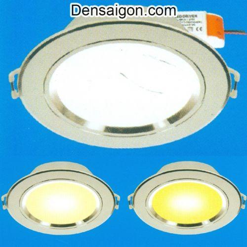 Đèn Mắt Ếch LED Tròn Đơn Giản - Densaigon.com