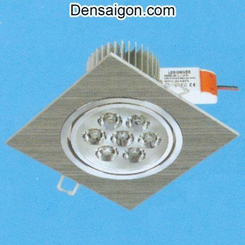 Đèn Mắt Ếch LED Vuông Hiện Đại - Densaigon.com