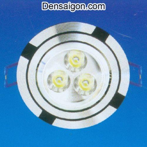 Đèn Mắt Trâu LED Hình Tròn Hiện Đại - Densaigon.com