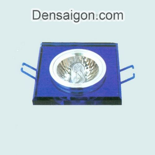 Đèn Mắt Trâu Màu Xanh - Densaigon.com