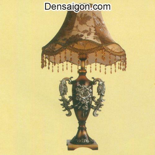 Đèn Ngủ Chụp Dù Cổ Điển Đẹp - Densaigon.com