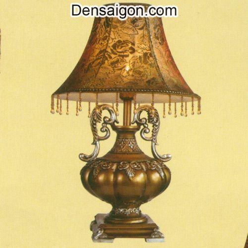 Đèn Ngủ Chụp Dù Phong Cách Cổ Điển - Densaigon.com