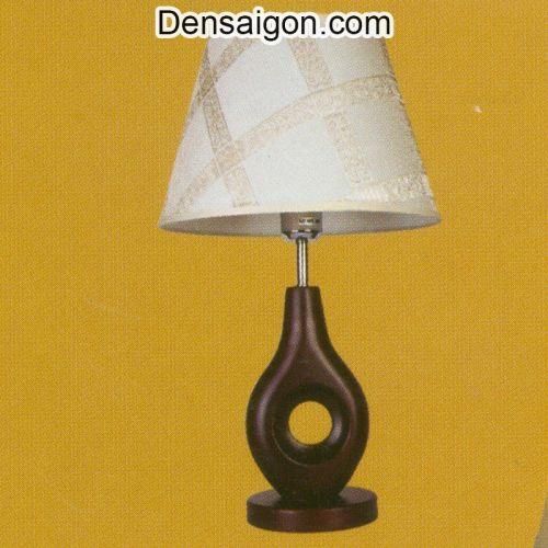 Đèn Ngủ Chụp Dù Phong Cách Tinh Tế - Densaigon.com