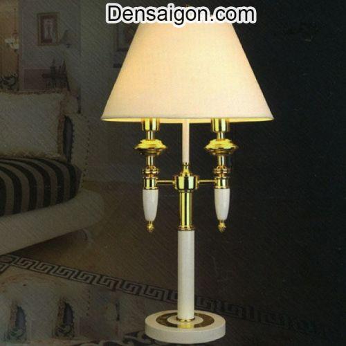 Đèn Ngủ Để Bàn Gỗ Thiết Kế Tinh Tế - Densaigon.com