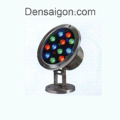 Đèn Pha LED Dưới Nước Thiết Kế Nhỏ Gọn - Densaigon.com