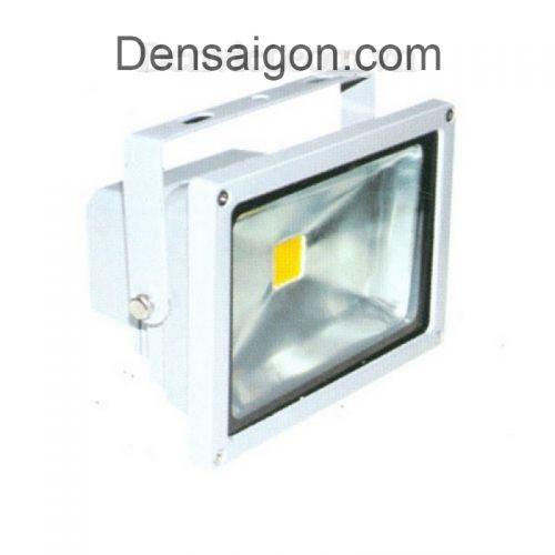 Đèn Pha LED Siêu Sáng 10W Đổi Màu - Densaigon.com