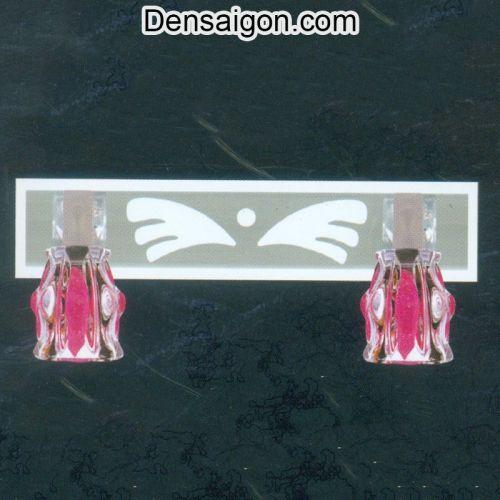 Đèn Soi Gương Màu Hồng Ngọt Ngào - Densaigon.com