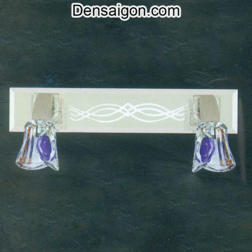 Đèn Soi Gương Màu Xanh Đẹp - Densaigon.com