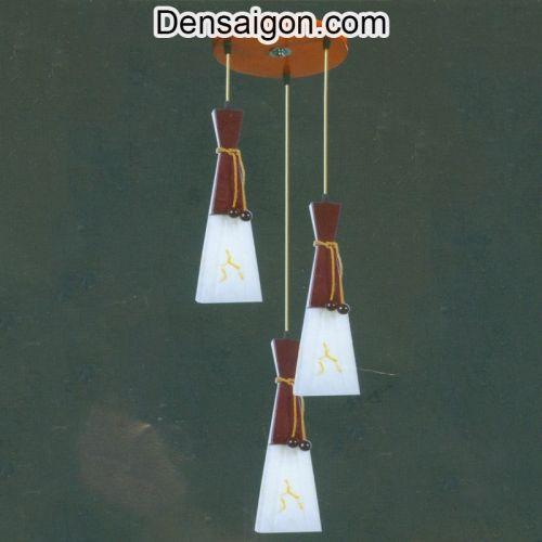 Đèn Thả Gỗ Giá Rẻ Trang Trí Đẹp - Densaigon.com