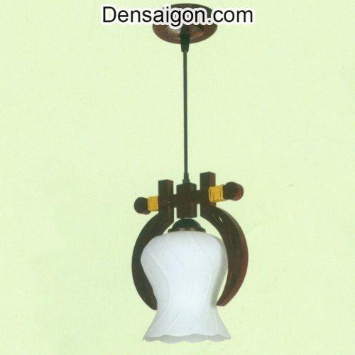 Đèn Thả Gỗ Trang Trí Nội Thất - Densaigon.com