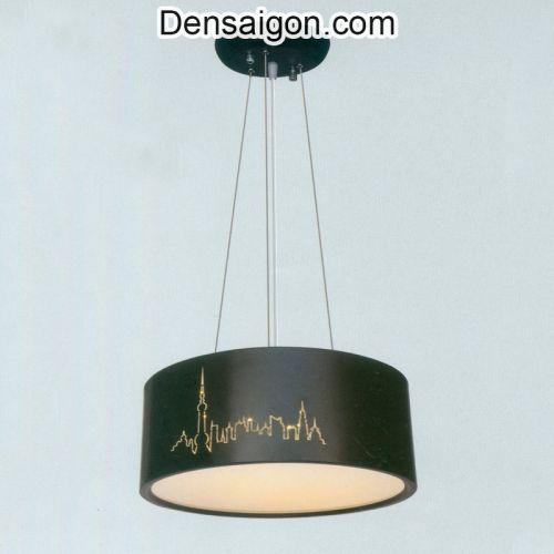 Đèn Thả Màu Đen Kiểu Dáng Hiện Đại - Densaigon.com