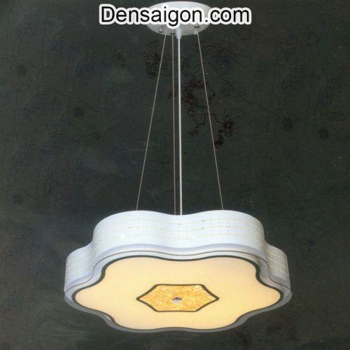 Đèn Thả Màu Trắng Thiết Kế Hiện Đại - Densaigon.com