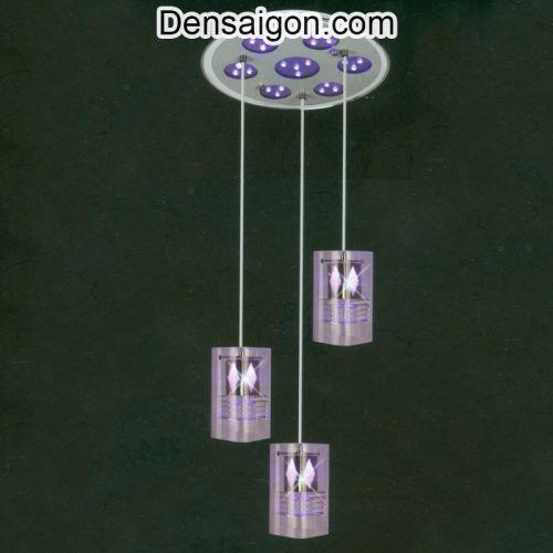 Đèn Thả Pha Lê Giá Rẻ Trang Trí Phòng Ăn - Densaigon.com