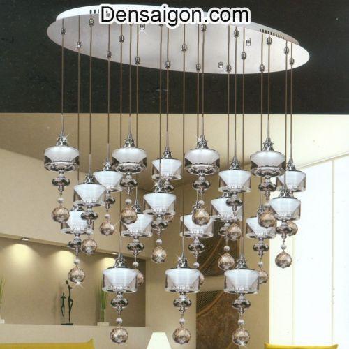 Đèn Thả Pha Lê Sang Trọng - Densaigon.com