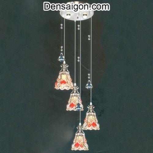 Đèn Thả Pha Lê Sang Trọng Giá Rẻ - Densaigon.com