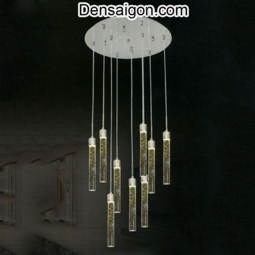 Đèn Thả Thủy Tinh Kiểu Dáng Bắt Mắt - Densaigon.com