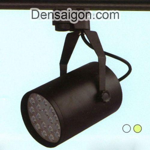 Đèn Thanh Ray LED Màu Đen - Densaigon.com