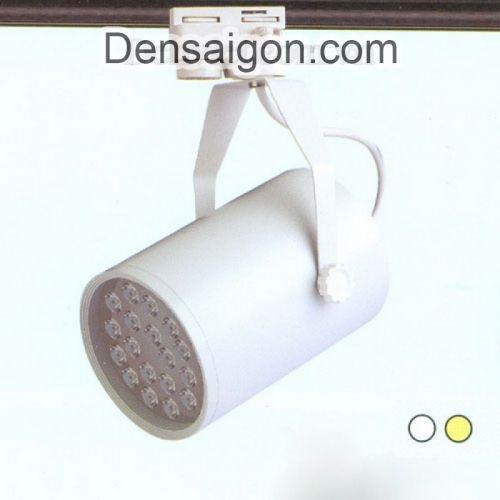 Đèn Thanh Ray LED Màu Trắng - Densaigon.com