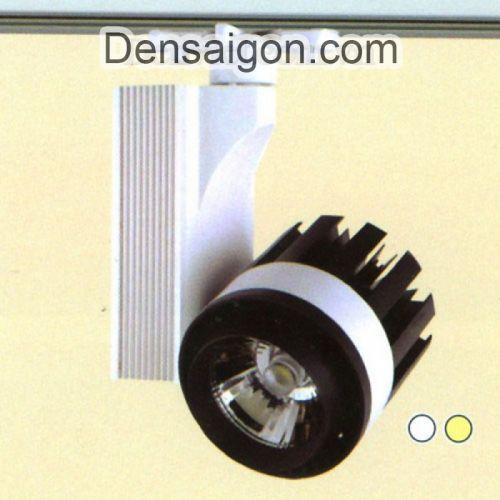 Đèn Thanh Ray LED Thiết Kế Ấn Tượng - Densaigon.com