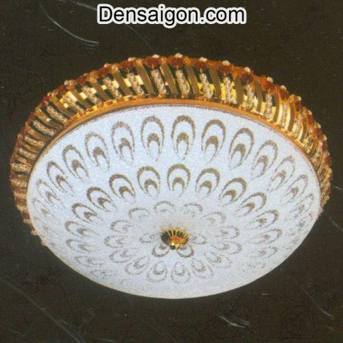 Đèn Trần LED Cổ Điển Đẹp Tinh Tế - Densaigon.com