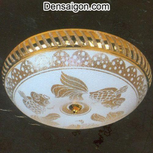 Đèn Trần LED Phong Cách Cổ Điển - Densaigon.com