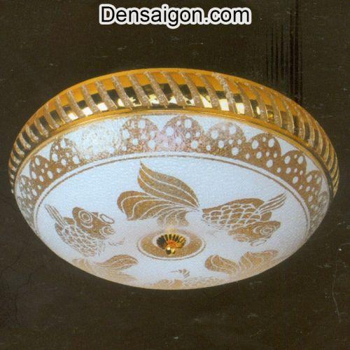 Đèn Trần LED Phong Cách Tân Cổ Điển - Densaigon.com