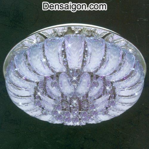 Đèn Chùm Pha Lê LED Đẹp Lung Linh - Densaigon.com